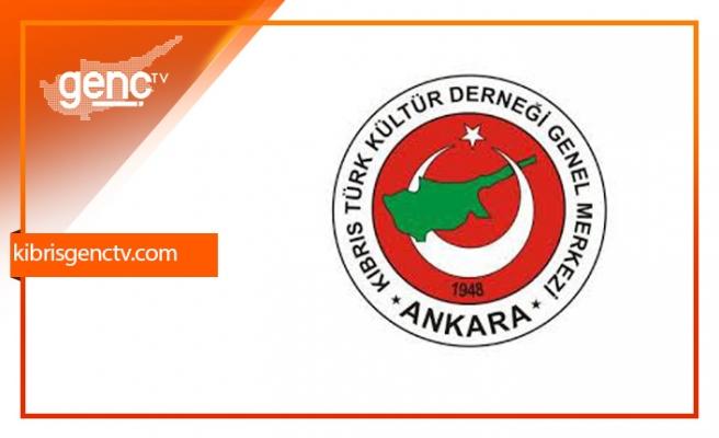 Kıbrıs Türk Kültür Derneği'nden Ankara'da panel