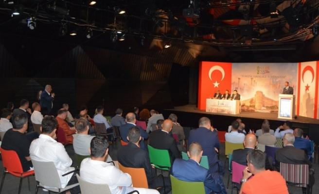 """""""Kuzey Kıbrıs Turizm İşbirliği Toplantısı"""" ve resepsiyonu İstanbul'da gerçekleştirildi"""