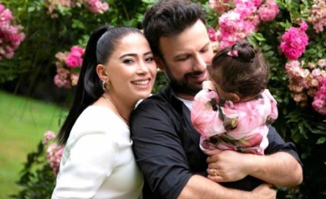 Megastar Tarkan'dan kızı Liya'nın doğum gününden paylaşım
