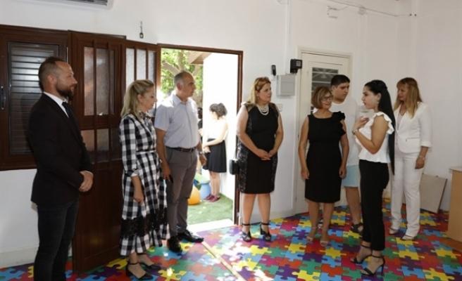 Meral Akıncı, Algım Özel Eğitim Merkezi yeni şubesinin açılışını gerçekleştirdi