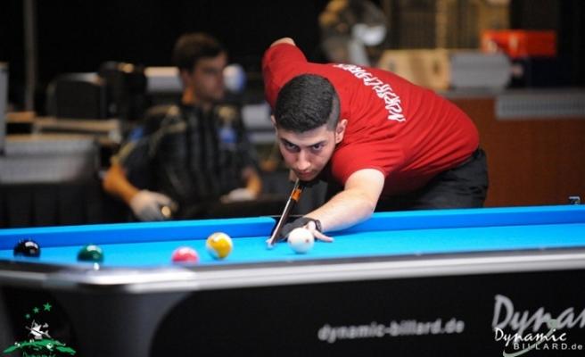 Mustafa Alnar, yeniden Avrupa ikincisi