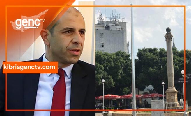 """Özsersay:"""" Lefkoşa ve Girne'deki kameraların yeri değiştirilecek"""""""