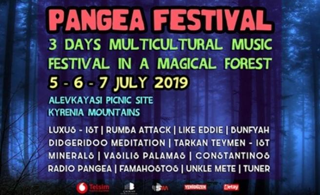 Pangea Festival, yarın başlıyor