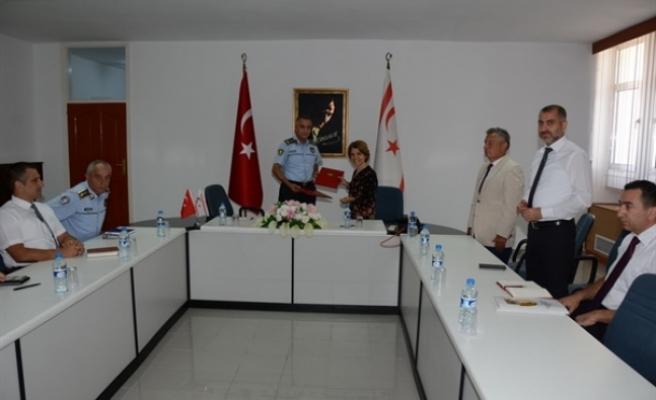 """PGM ile Kıbrıs Sağlık ve Toplum Bilimleri Üniversitesi  arasında """"Eğitim İş Birliği Antlaşması"""""""