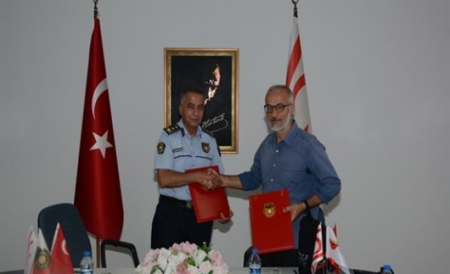 Polis ile ARUCAD iş birliği protokolü imzaladı