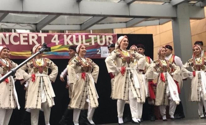 Polonya'daki festivalde temsiliyet