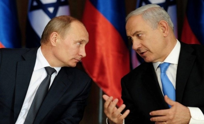 Putin, Netanyahu ile 'Suriye iş birliğini' görüştü