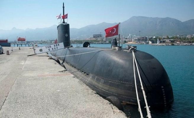 Rum Savunma Bakanından Türk denizaltısı ile ilgili açıklama