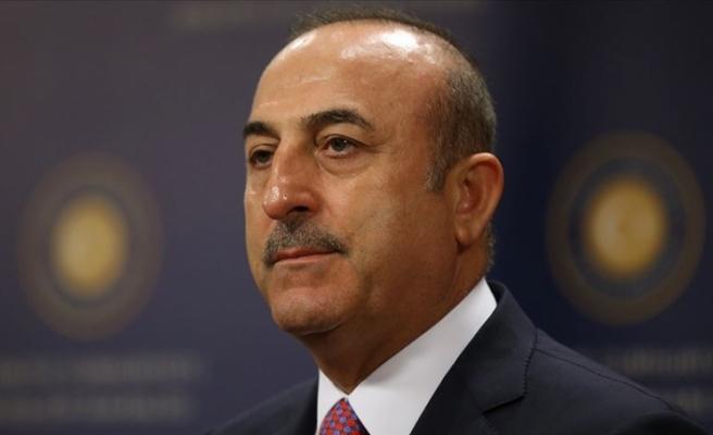 """""""Rumlar iş birliği yapmazsa, Türkiye'nin faaliyetleri sürecek"""""""