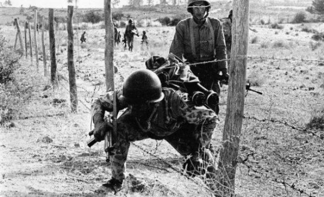 Şafağın askerleri 45 yıl sonra KKTC'de buluşuyor
