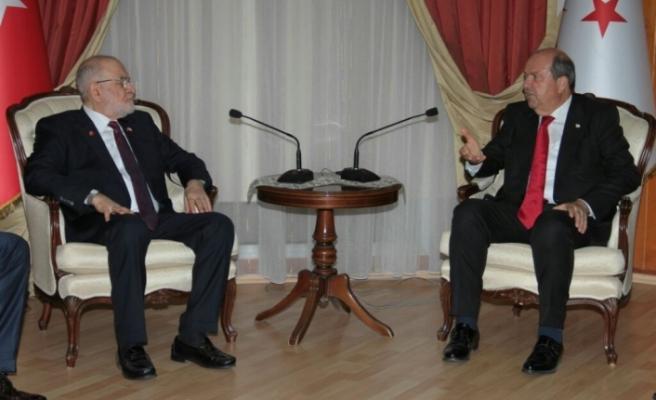 """Tatar: """"Bu saatten sonra Maraş'ın verilmesi diye bir şey söz konusu olmamalı"""""""