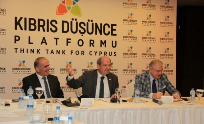 """Tatar: """"KKTC artık güçlü bir devlet"""""""