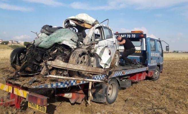 Trafikte 4 yıllık bilanço...120 kişi hayatını kaybetti