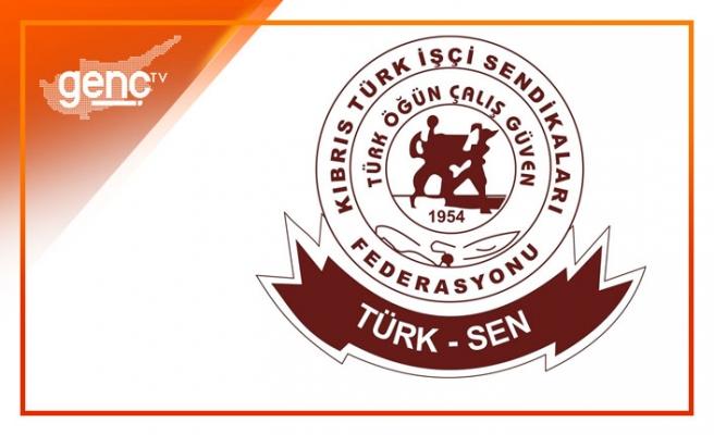 """Türk Sen'den kesinti için hükümete çağrı: """"Kararınızdan ivedi olarak geri dönün"""""""