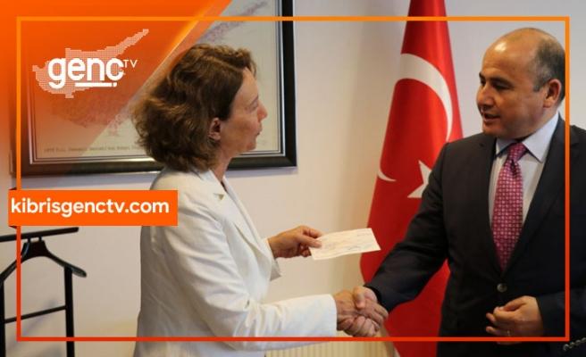 Türkiye'nin katkısı 1 Milyon Euro'yu buluyor