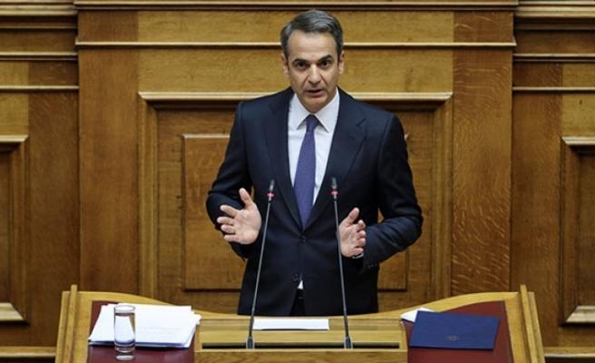 Yeni hükümet programında Kıbrıs sorunu dışarda bırakıldı