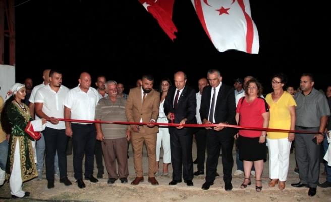 5'inci Serdarlı Babutsa Kültür ve Sanat Festivali başladı