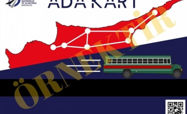 'ADA Kart' uygulaması 2020'de başlıyor