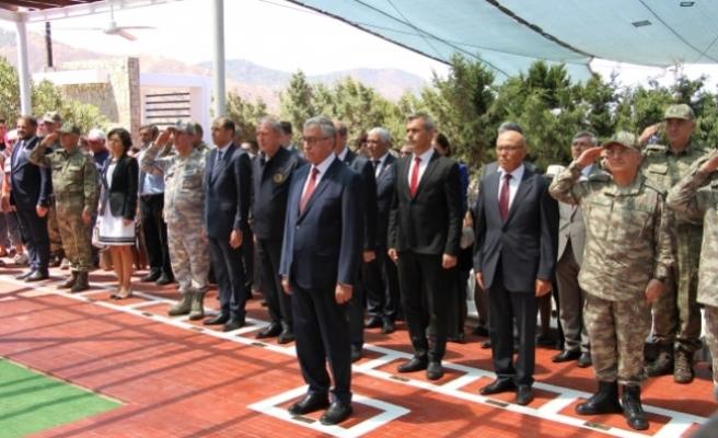 """Akıncı: """"Kıbrıs'ı gerilimin ve çatışmanın odağı yapmak yerine, barış ve iş birliğinin alanı haline getirelim"""""""