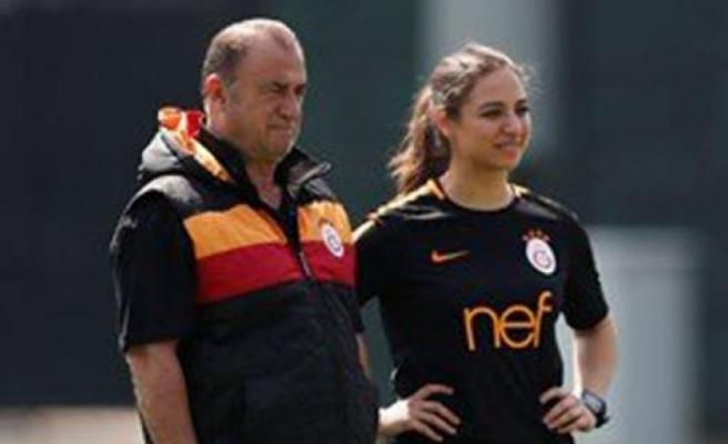 Aysel Uçkan Galatasaray'dan ayrıldı