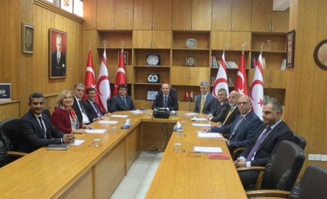 Başbakan, Bankalar Birliği yönetimiyle toplantı yapıyor