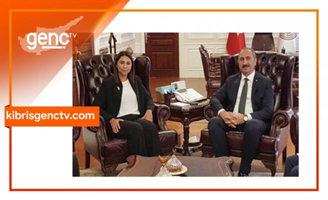Baybars-Gül görüşmesinde gündem adli iş birliği ve yeni cezaevi