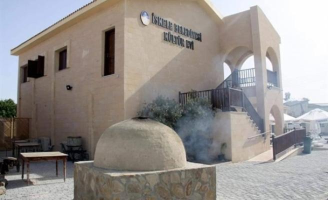 Bayram öncesi kültür evi'nde fırın yanacak