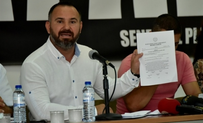 """Bengihan: """"Kıbrıs Türk toplumunu yok oluşa sürükleyen bir protokol"""""""