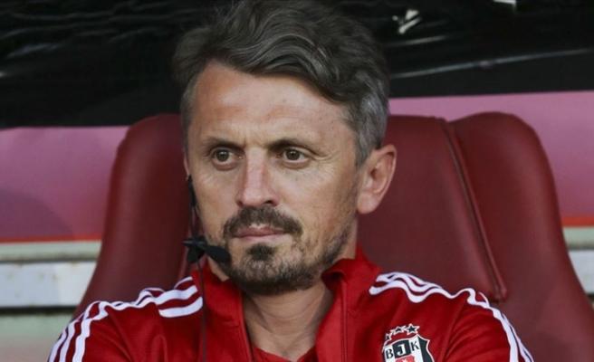 Beşiktaş'ta istifa