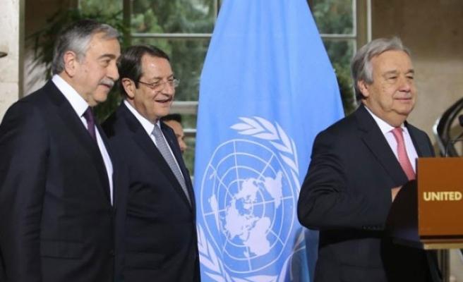 Birleşmiş Milletler'den 3 adım