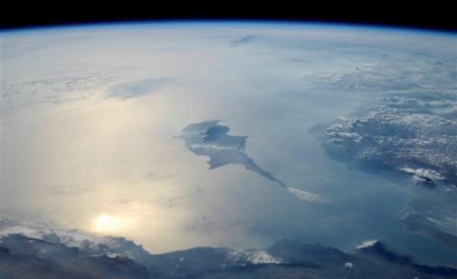Buzullar erirse Kıbrıs üçe bölünecek