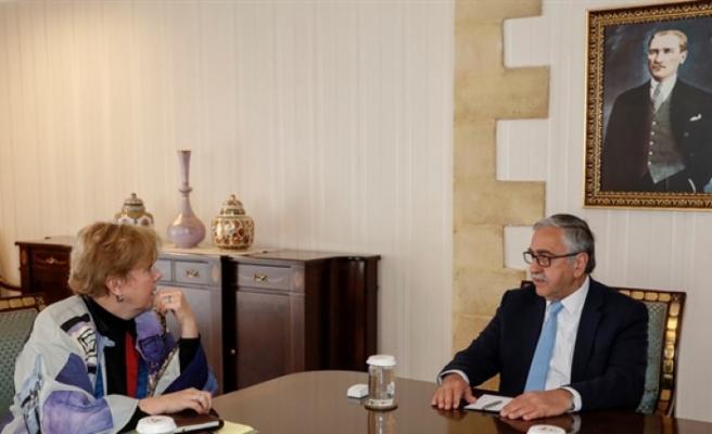Cumhurbaşkanı Akıncı, Pazar günü Lute ile görüşüyor