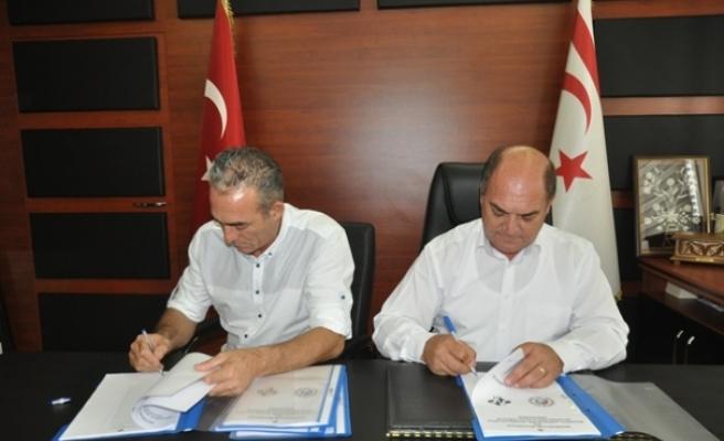 Değirmenlik Belediyesi BES ile toplu iş sözleşmesini imzalandı