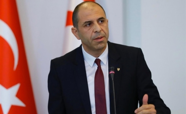"""""""Doğu Akdeniz'de dengenin tekrar kurulduğu noktadayız"""""""