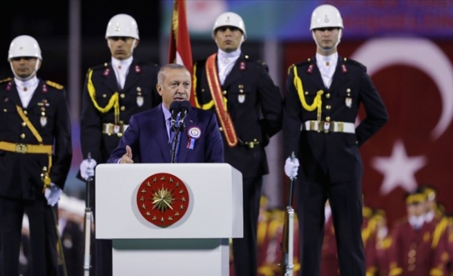 Erdoğan'dan Doğu Akdeniz vurgusu
