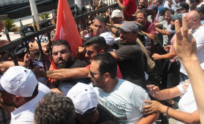 Eylem, Başbakanlık önünde tamamlandı
