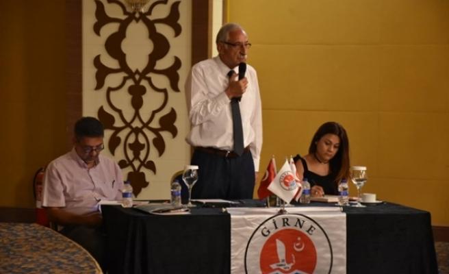 Girne'de yayalaştırma projesi hakkında toplantı düzenlendi