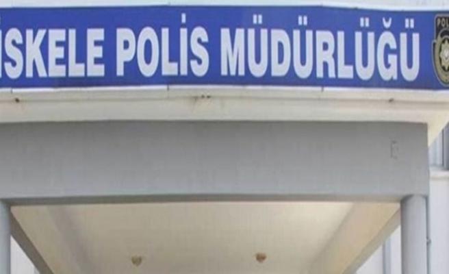 İskele Polis Müdürlüğü telefon hatları devre dışı