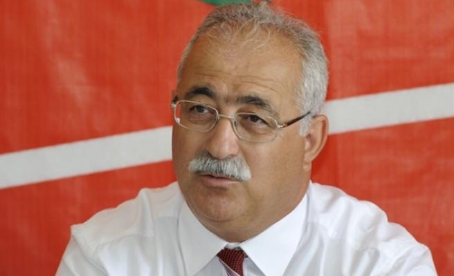 İzcan hükümetin Maraş konusuna ilişkin tavrını eleştirdi