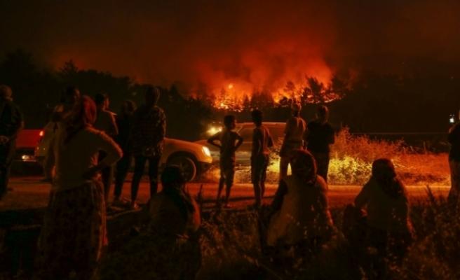 İzmir'deki yangın 48 saat sonra kontrol altında... İşte yürek sızlatan görüntüler