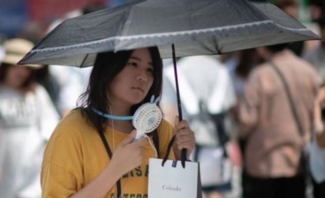 Japonya'da aşırı sıcaklar yaşamı olumsuz etkiliyor: 57 ölü