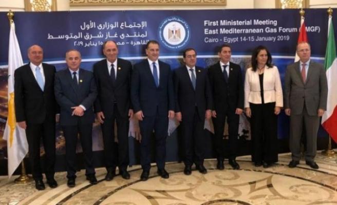Kahire enerji Forumunu Uluslararası Örgüte dönüştürme çabası