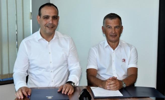 Kıbrıs Tiyatro Festivali Platin Sponsorluğu imzası atıldı