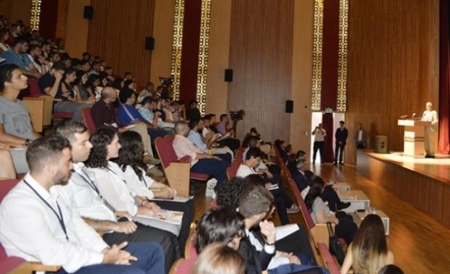 Kıbrıs Türk Gençlik kongresi başladı... Kongre yarın sona erecek