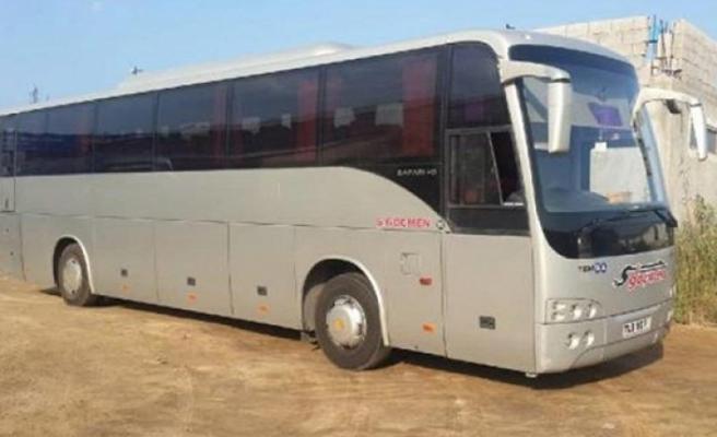 Kıbrıslı Türk otobüs şoförü ikinci ifadeye gitmiyor