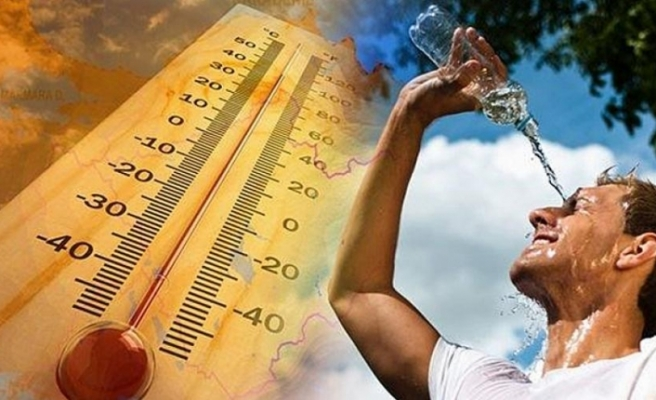 KKTC, sıcak hava kütlesinin etkisi altında kalacak