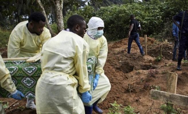 Kongo'da eboladan ölenlerin sayısı 2 bine ulaştı