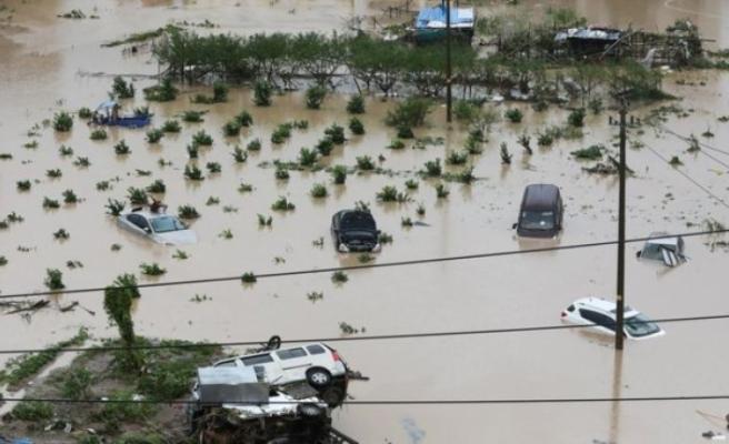 Lekima Tayfunu Çin'i vurdu: 28 ölü, 1 milyon kişi tahliye edildi