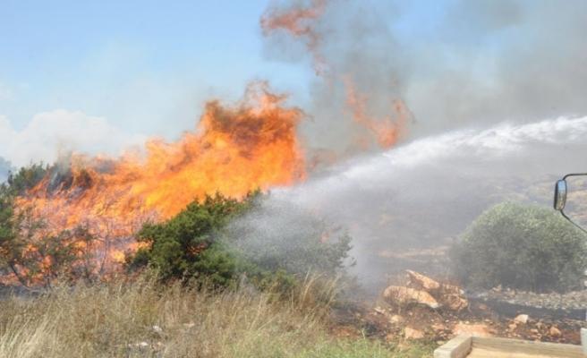 Limasol'daki yangın kontrol altına alınamıyor