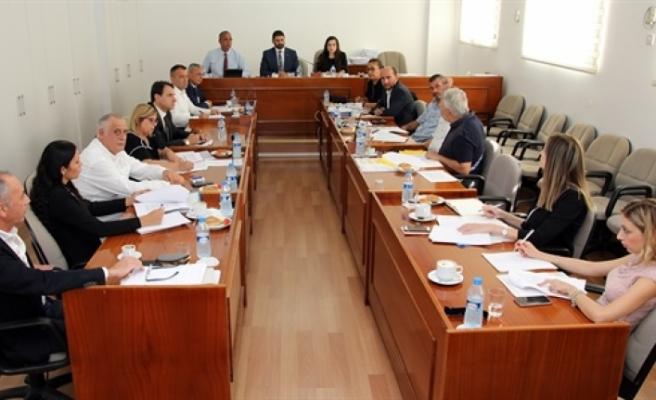 Meclis Komitesi'nde Suç Gelirlerinin Aklanmasının Önlenmesi Yasa Tasarısı'nın genel görüşmesi başladı